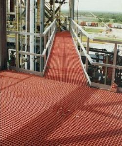 grating stair treads
